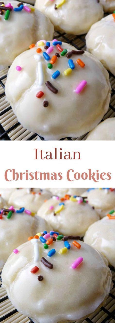 Italian Christmas Cookies #Italian #Christmast #cookies #Bestcookiesrecipe #Dessert #Cookies #M2M