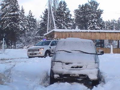 Resultado de imagen para nieve en la pampa del toro