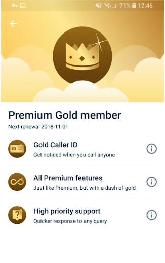 تحميل تطبيق Truecaller Pro Apk 11.55.6 النسخة الذهبية المدفوعة مجانا