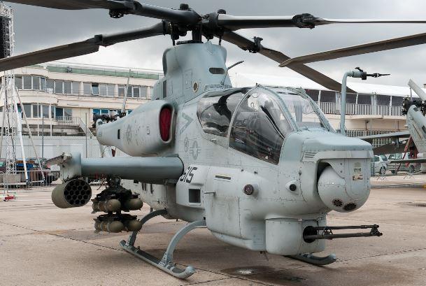Bell AH-1Z Viper specs