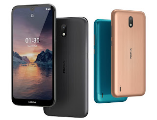 Nokia 1.3 Android 10 (Go edition) specifications