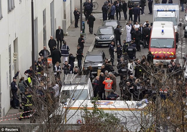 terrorist attack paris