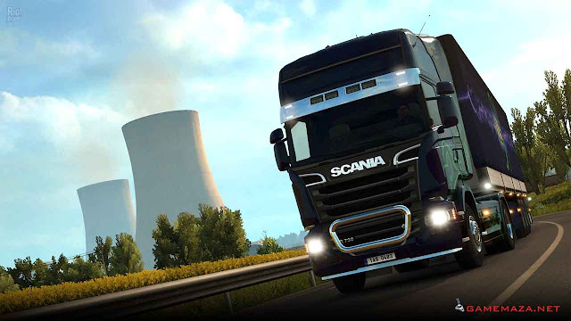 Euro Truck Simulator 2 Vive La France Gameplay Screenshot 5