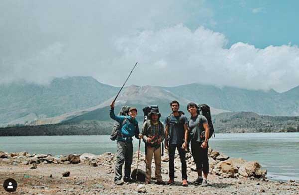 Destinasi Wisata Danau Segara Anak