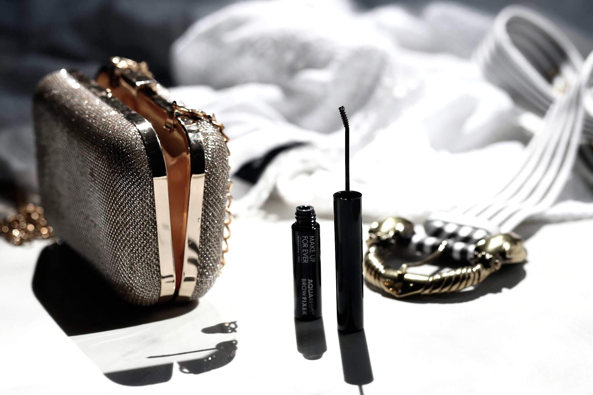 Make Up For Ever Aqua Resist Brow Fixer mascara sourcils