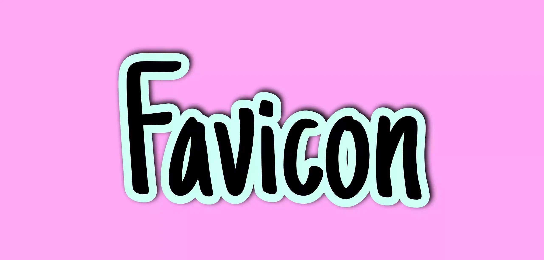 How do I add a favicon to Blogger?