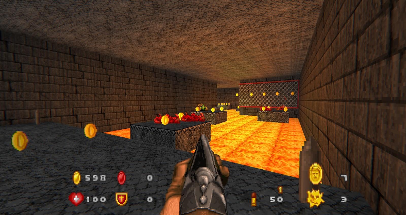 Review - DOOM + THE GOLDEN SOULS v1 4 - Plumber with a shotgun