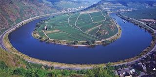 Sungai Rhein - Jerman