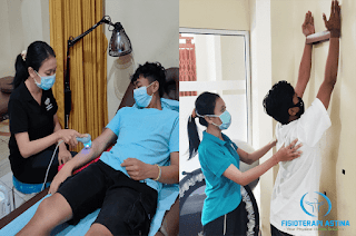 ultrasound dan exercise therapy