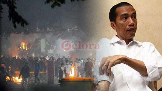 Aktivis Malari 74: Rezim Jokowi 2 Periode Penuh Kecurangan dan Berlumuran Darah