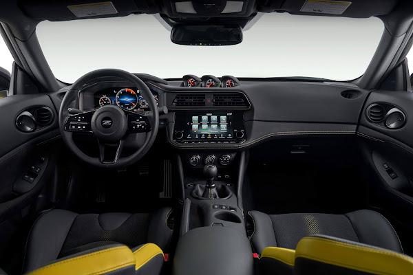 Novo Nissan Z 2023
