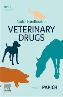 Papich Handbook of Veterinary Drugs 5th Edition
