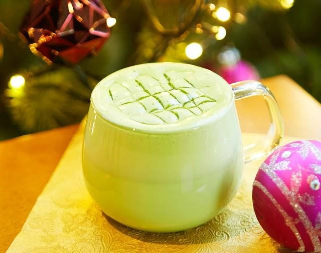 【期間限定】日本Starbucks新品登場 抹茶搭配白朱古力