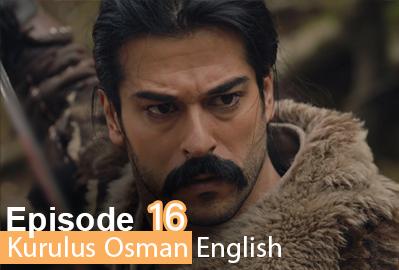 episode 16 from Kurulus Osman