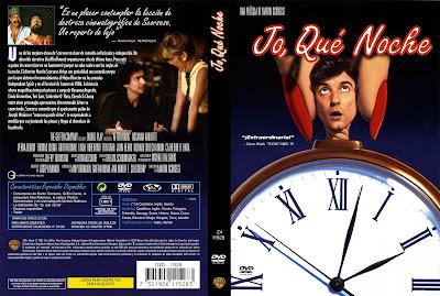 Carátula dvd: Jo, que noche (1985)