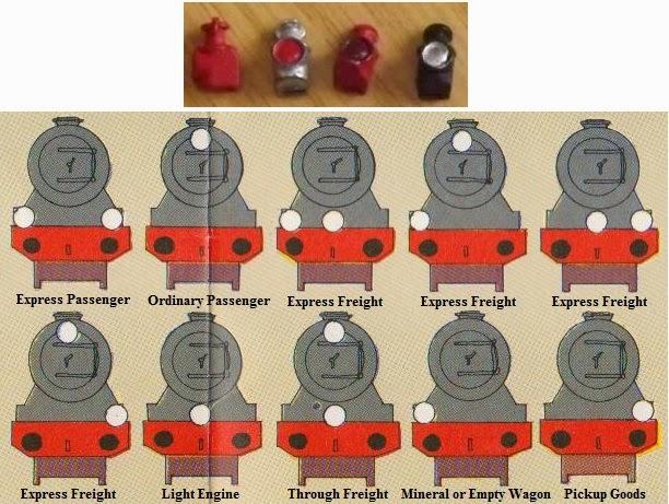 Locomotive Headlamp Codes