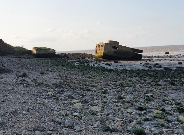 Warden Point Beach