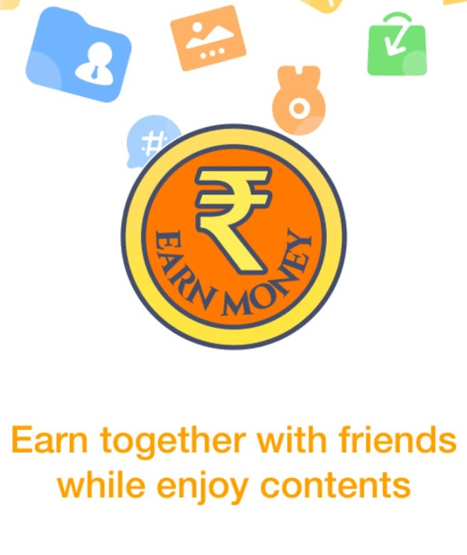 Earn Money App - Signup ₹25 + Refer ₹25 With paytm
