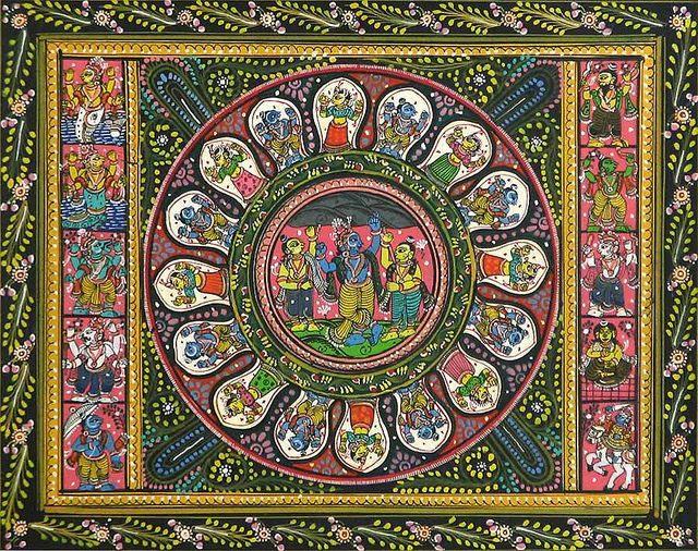 praLaya payOdhi jalE – Gita Govinda
