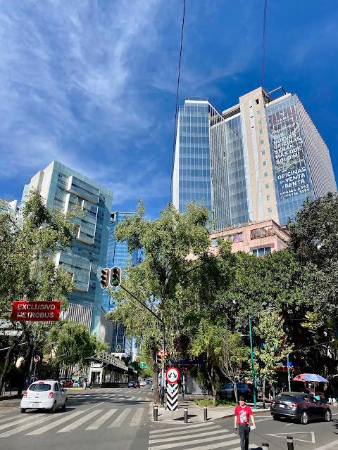 Zona Rosa, Mexico City, Mexico