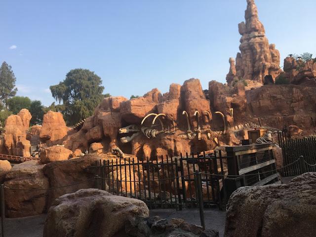 Big Thunder Splashdown Disneyland