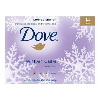 Dove Winter Care Beauty Bars