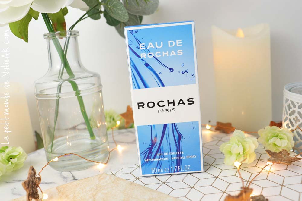 eau de rochas Rochas Paris avis