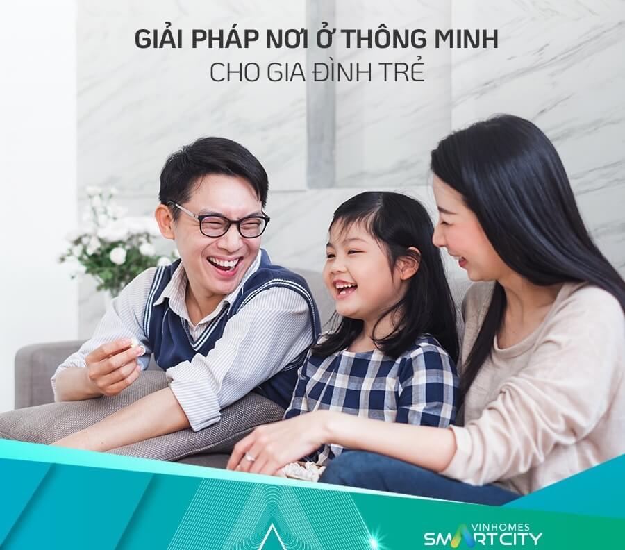 Vinhomes Smart City giải pháp an cư hoàn hảo cho mọi gia đình