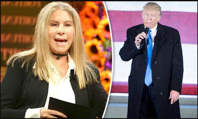 Barbra Streisand: 20,000 Dead Because Of Donald Trump