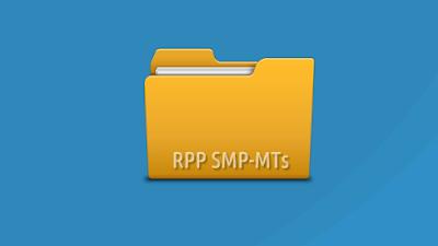 Model RPP SMP Format 1 Halaman Resmi dari Pusat Kurikulum Kemdikbud