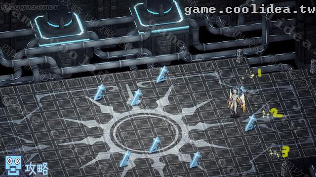 Mercenaries Blaze 傭兵烈焰 黎明雙龍 攻略 第終章 戰場資訊