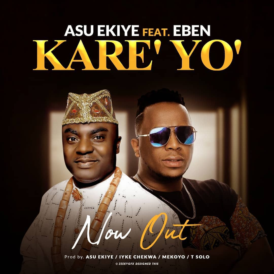 Asu Ekiye & Eben - Kare Yo Mp3 Download