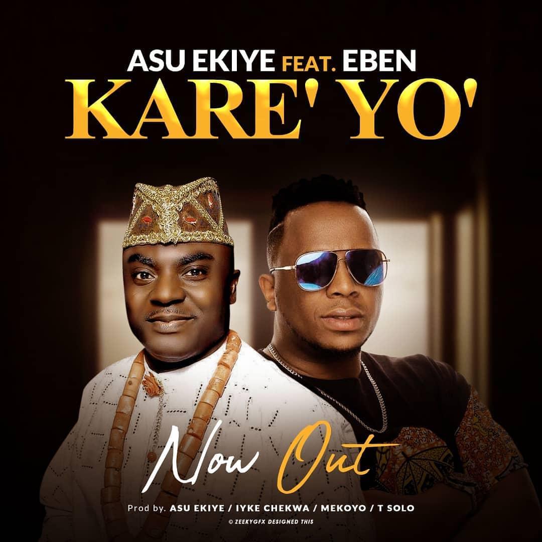Asu Ekiye & Eben - Kare Yo Mp3 Download