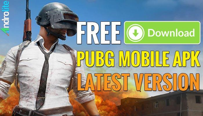 Download PUBG MOBILE apk Terbaru