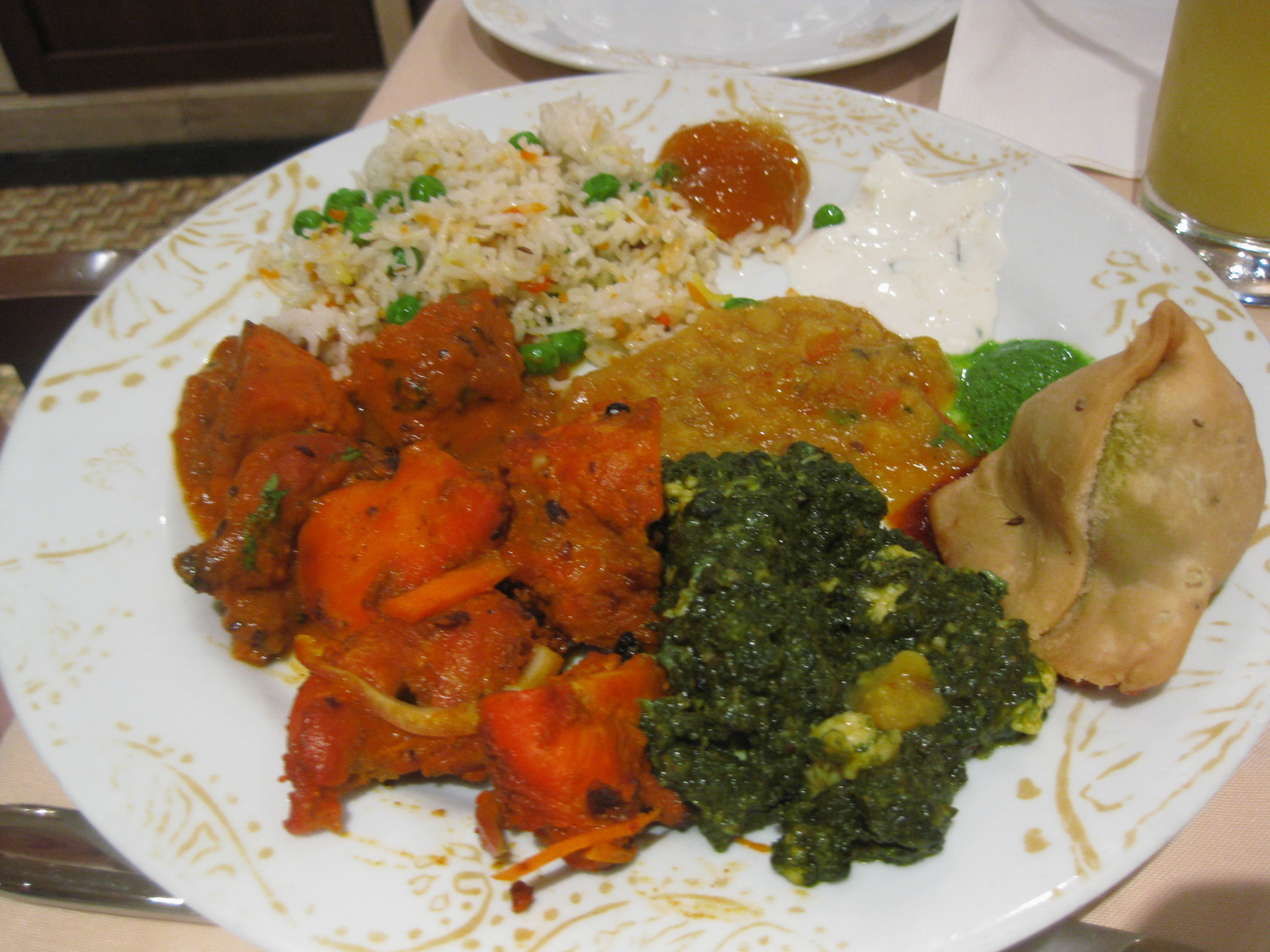 Gaylord Indian Food Hong Kong