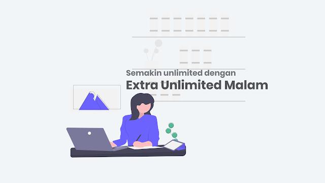 Smartfren: Semakin Unlimited dengan Extra Unlimited Malam