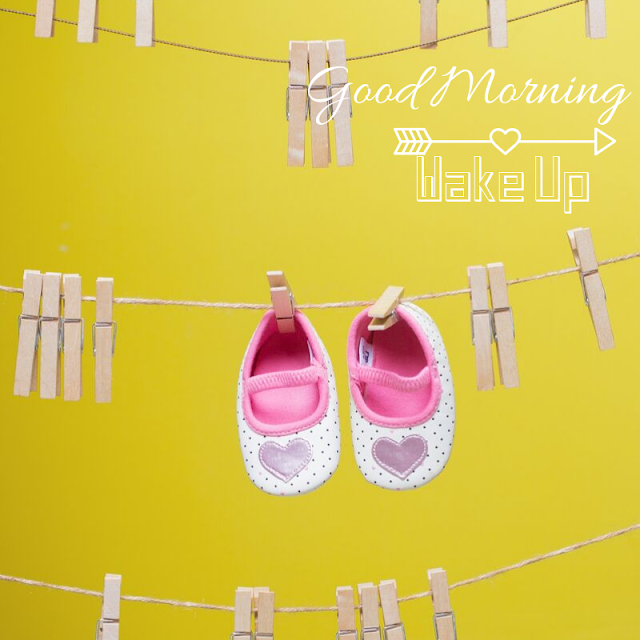 Baby Toy Shoes Good Morning Images