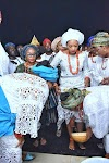 Photos Of Ooni of Ife's Wedding
