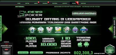 Agen Judi Poker Terpercaya Paling Handal Di Indonesia