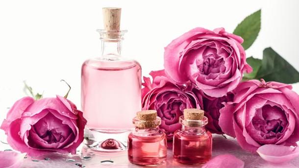 Tónico facial a base de rosas