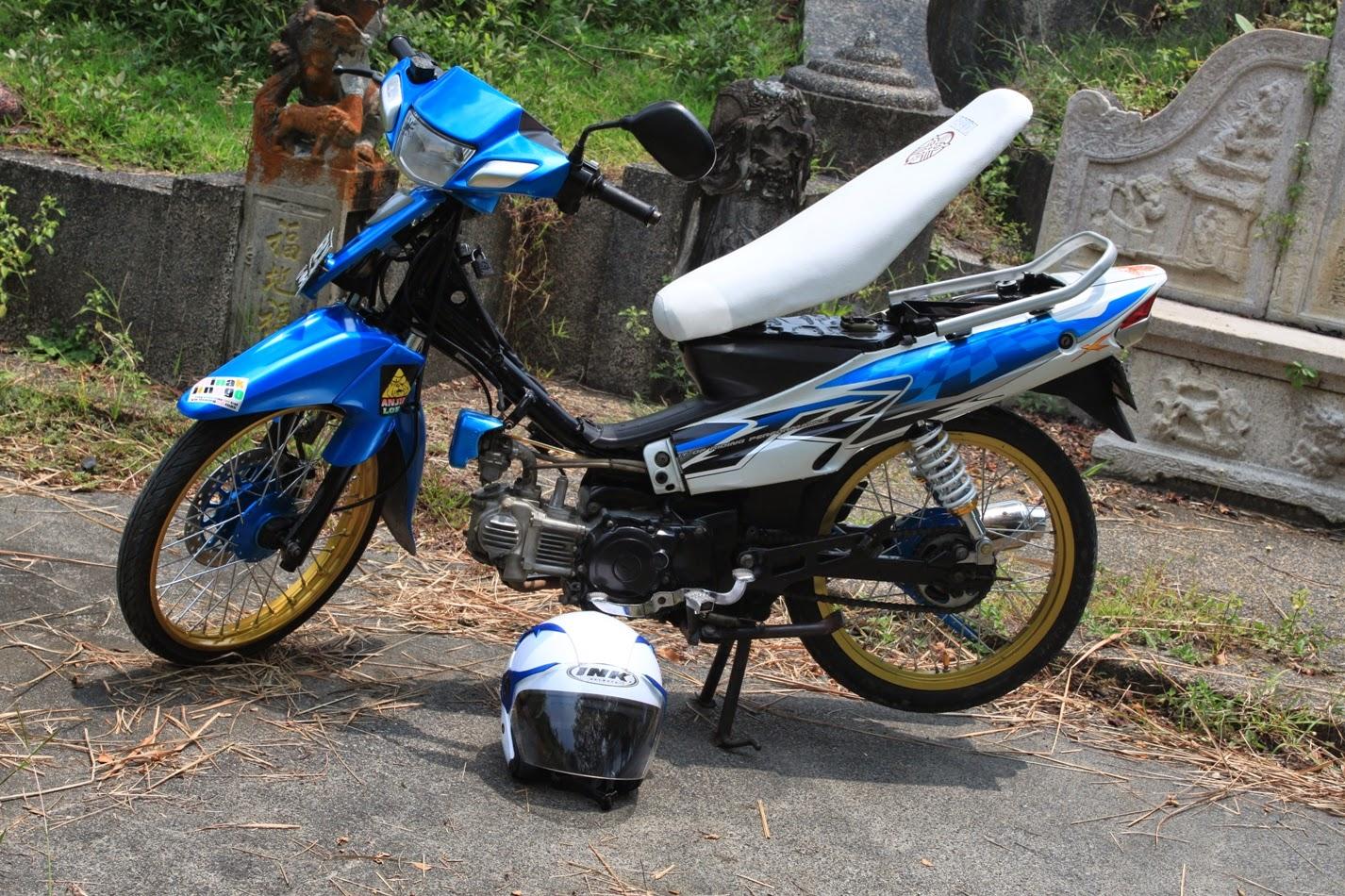 Kumpulan Foto Modifikasi Motor Vega R New Terbaru