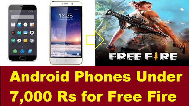 Cheap Android Phones for Free Fire, Mobile Legends Gaming