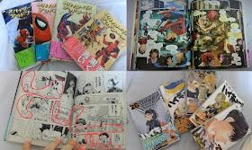 アメコミと日本のコミックの違いとは?実際に買ってみた。