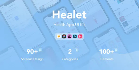 Best Health App UI Kit