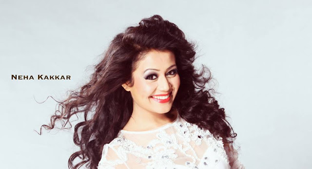 Beautiful Neha Kakkar Punjabi Singer Images