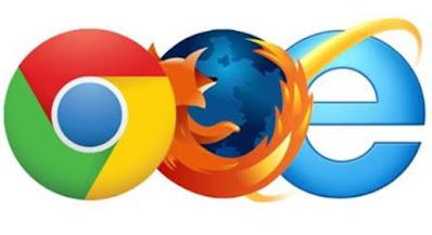 mengatasi idm tidak bisa download dengan cara update browser