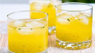 تغلبى على حر الصيف بمشروب الأناناس بالنعناع