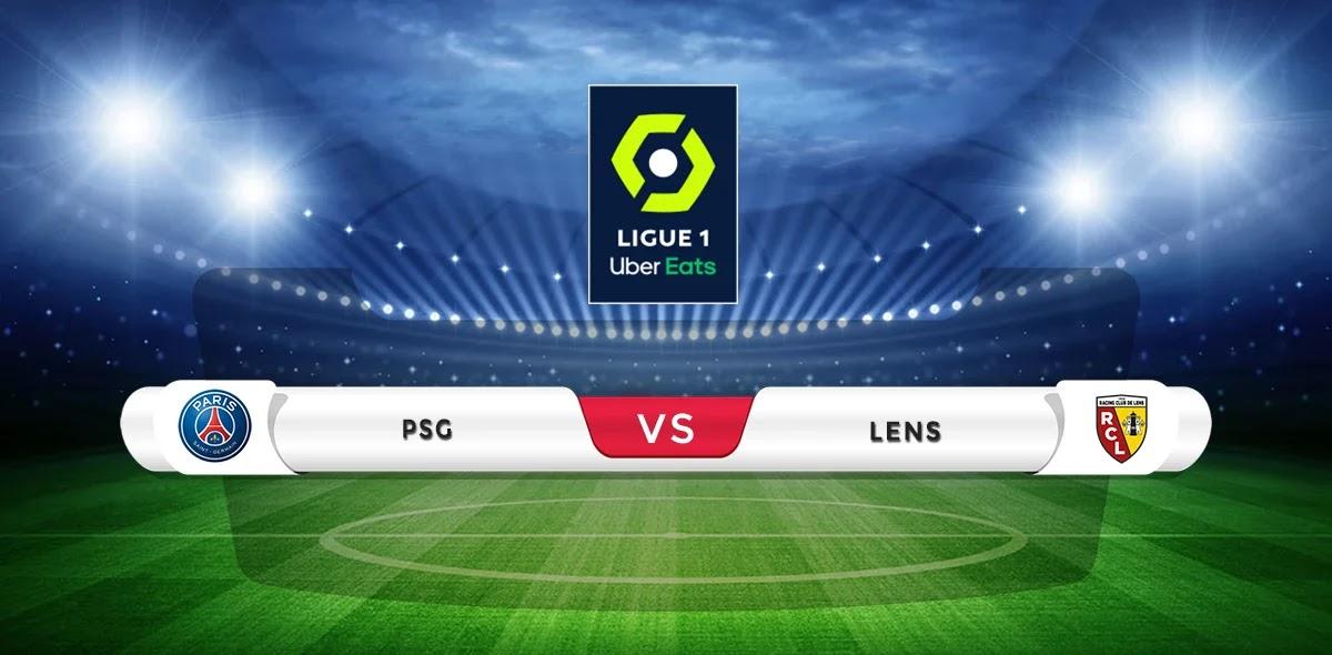 PSG vs Lens Prediction & Match Preview