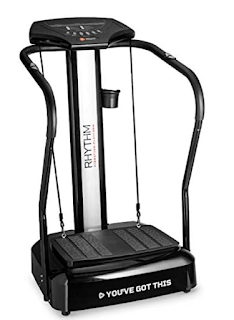 Home fitness vibration plate machine for awesome cardio