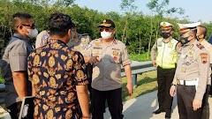 Tingkatkan Kualitas Keamanan Korlantas Polri Akan Pasang Alat Pengukur Kendaraan Dan ETLE di KM 362 A Ruas Jalan Tol Semarang-Batang